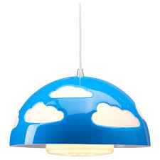 Kids Lighting Skojig Pendant Lamp Blue Ikea Perfect For The Nintendo Room