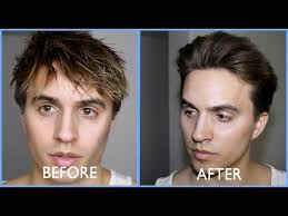 awkward hair stage men preparing your hair for summer the awkward stage men s