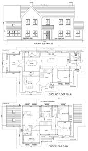 narrow lot 2 story house plans two storey house floor plan designs samples modern design with