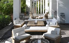 Wooden Outdoor Lounge Furniture Modern Nice Design Metal And Wood Outdoor Lounge Rhat Can Be Decor