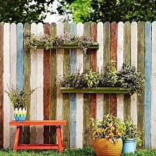 Backyard Fence Decorating Ideas by 3659 Best Outdoor Ideas Images On Pinterest Garden Ideas