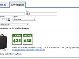 united airlines fees us rejects delay request from global airlines on bag fee united