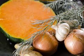 Esszimmer Essen Vegan Herzhaftes Kürbiskraut Essen Lieben