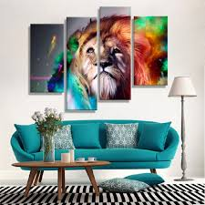 Simple Wall Paintings For Living Room Online Get Cheap Simple Canvas Wall Art Abstract Aliexpress Com