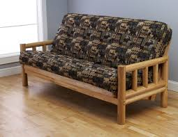 Log Cabin Furniture Amazon Com Cabin Lodge Log Futon Frame W Up North Premium 8