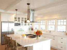 interior modernl rustic kitchens design ideas with 2 pendant