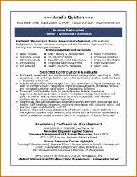 insurance resume samples human resources resume examples resume examples and free resume human resources resume examples hr resume examplesample hr student page 1jpg sample hr executive 8 hr