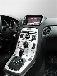 hyundai genesis coupe 2012 integrated navigation system for hyundai genesis coupe 2009 2012