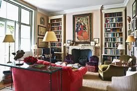 Cosy Cream Farrow  Ball Country Living Room Ideas - Cosy living room designs