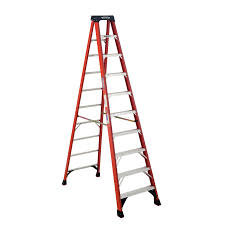 Fold Up Step Ladder by Shop Ladders At Lowes Com