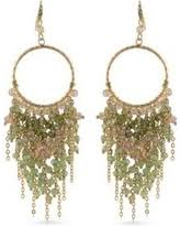 Deal Alert Miguel Ases Women Deal Alert Vibrant Vibes Beaded Chandelier Earrings