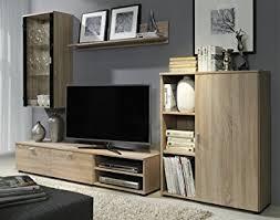 Brand New Sonoma Oak Living Room Furniture Set Dana  Amazonco - Living room furniture sets uk