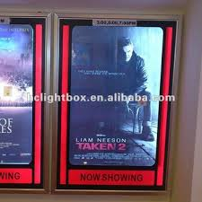 lighted movie poster frame lighted movie poster frames buy lighted movie poster frames