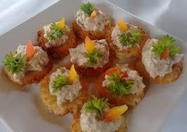 canape de canapes de camarones receta de edwin avilez cookpad