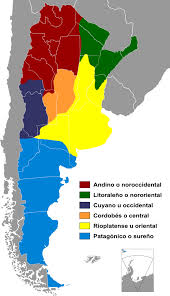 Dialect Map Usa by Argentina Katehon Think Tank Geopolitics U0026 Tradition