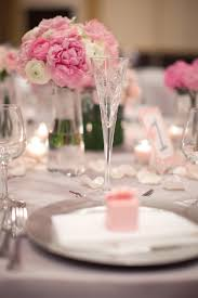 pink peony reception table centerpiece flowers weddings events