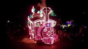 disney world thanksgiving disney world florida thanksgiving 2013 electric parade youtube
