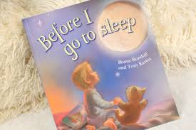 bed time stories before i go to sleep read a book