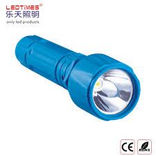 Torch Light Flashlight 1w Led Chip High Quality Lithium Battery Torch Light Flashlight