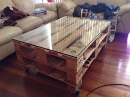Industrial Style Coffee Table Industrial Style Pallet Coffee Table 20 Steps With Pictures