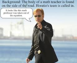 Horatio Caine Meme - horatio caine one liner 1 by adielsag on deviantart