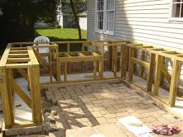 How To Create An Outdoor by Creative Fresh How To Build An Outdoor Kitchen Outdoor Kitchen