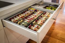 spice drawer blum drawer www thekitchendesigncentre com au