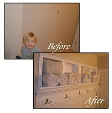 Bathroom Wall Storage Ideas Remodelaholic Great Molding Ideas For You Home
