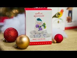 hallmark s 2015 keepsake ornaments