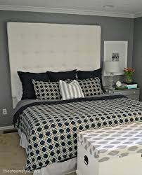 How To Make A Tufted Headboard Diy Tufted Headboard The Steen Style