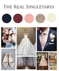 wedding colors the stunning colors of white burgundy wedding navy burgundy chagne and blush wedding ensemble pinteres