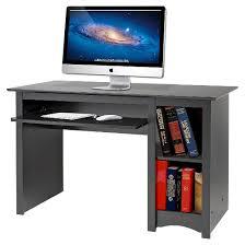 Desk For Desktop Computer by Computer Desk Black Prepac Target