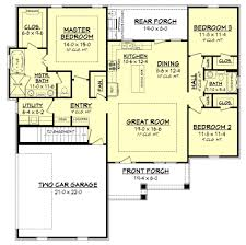 small craftsman cottage house plans baby nursery open concept plans small open concept house plans