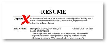 Job Objectives For Resume by 12 Killer Resume Tips For The Sales Professional Jeff Weaver
