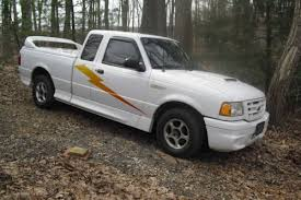 ford thunderbolt ranger find used 2002 ford ranger thunderbolt extended cab 4 0l v6 in