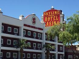 Hotels In Las Vegas Map by Skyline Hotel And Casino Las Vegas Nv Booking Com