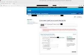 Citi Card Business Credit Card Managing Multiple Citi Cards With Fewest Online Accounts