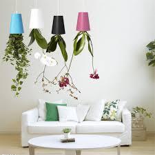 Hanging Indoor Planter by Sky Planter Hanging Indoor Suspension Flower Pot Upside Down Plant