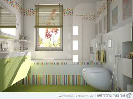 design wc 18 colorful and whimsical kid s bathroom home design lover