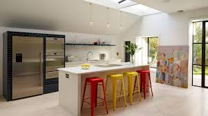 7 colourful kitchens dining areas that you need to see
