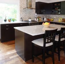 cool modern kitchen colors with dark cabinets kitchen colors