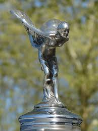 roll royce roylce spirit of ecstasy wikipedia
