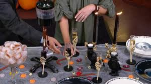 halloween cheap easy ways decorate your home abc news
