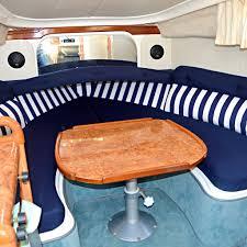 Pds Upholstery Sealine 240 Senator Cabin Upholstery U2013 Marine Trim