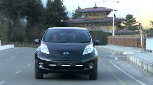 nissan leaf youtube commercial in order to sell nissan leaf in volume in bhutan its price must