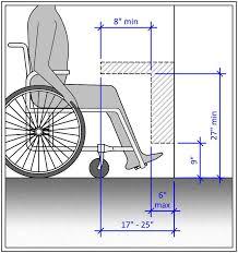 Handicap Bathroom Specs The 25 Best Wheelchair Dimensions Ideas On Pinterest Bathroom