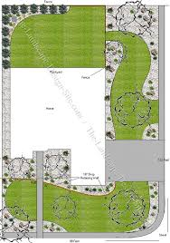 Landscaping Plans For Backyard by Landscaping A Corner Lot Front Yard Yard U0026 Patio Pinterest