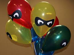 superhero birthday balloons awesome jenny miller