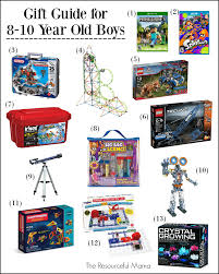 gift ideas 8 10 year boys