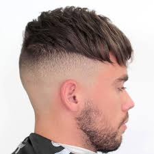 how to style short hair all combed forward 15 cool short haircuts for guys